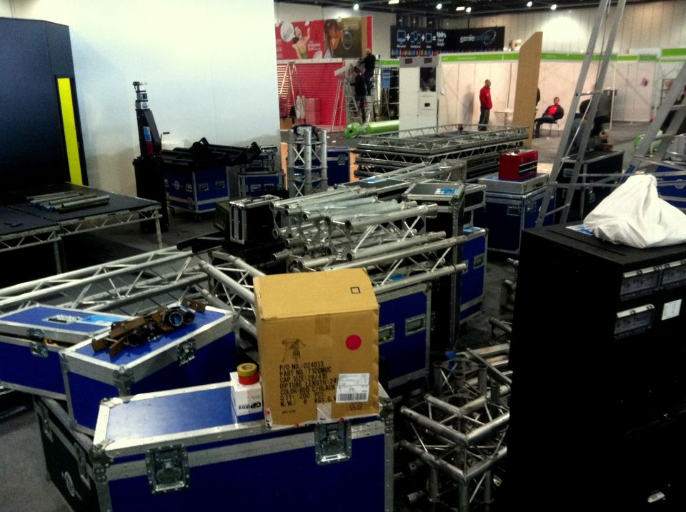 Load in Confex 2012