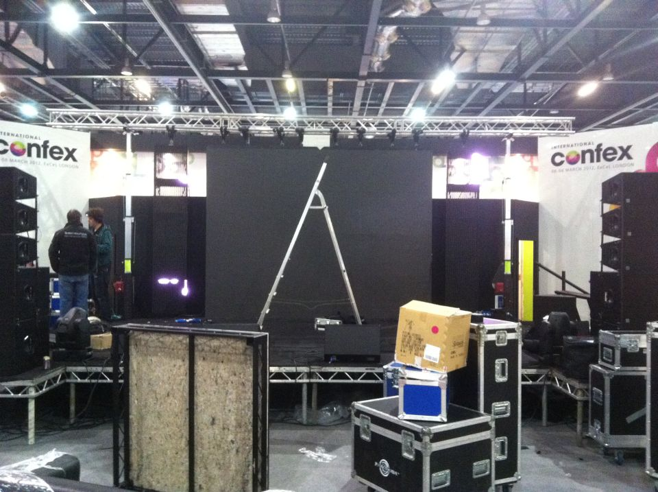 Stage Confex 2012