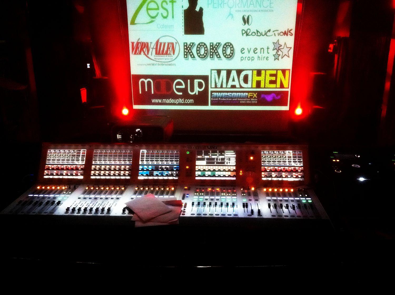 Madhen Productions Koko